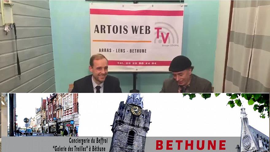 'Rendez-vous Economiques Smartrezo': Olivier Gacquerre Maire de Béthunes soutien la Conciergerie du Beffroi qui entre bien dans la Smart City @OGacquerre #Béthune