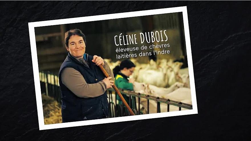 Céline Dubois, éleveuse de chèvres (avec la participation de Sylvain Boiron, éleveur de chèvre
