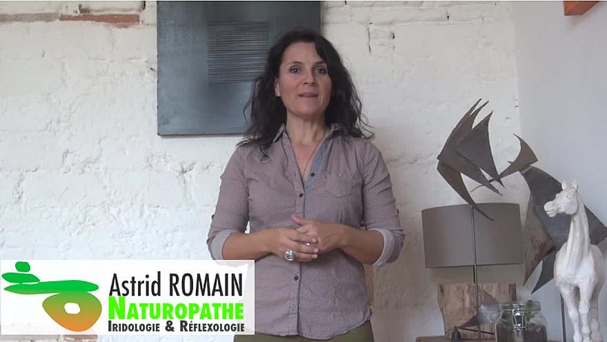 Prévention, drainage d'après-fêtes  par Astrid Romain, naturopathe