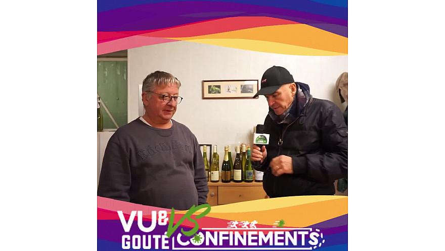 Nantes&VousTV : Consommer auprès des Viticulteurs avec Jean-Luc Ollivier du Domaine de la Grenaudière 44690 Maisdon-sur-Sèvre