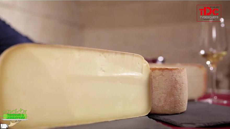 Terroir et Assiettes - Fromage de Brebis - @Tvdeschefs - @Smartrezo