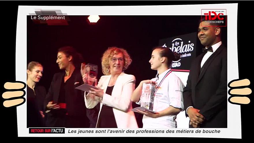 Les Rabelais des Jeunes Talents - Le Supplement - @tvdeschefs - @Smartrezo